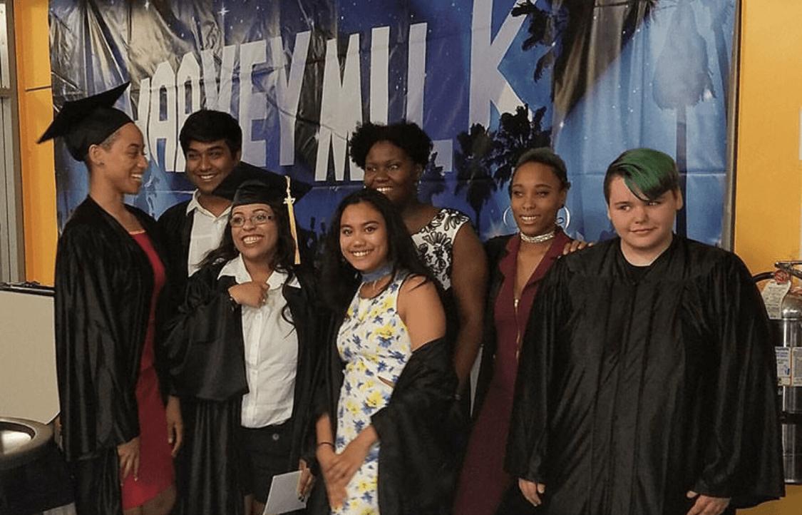 Harvey Milk Graduates