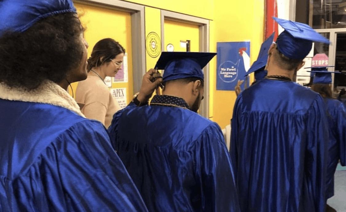 HMI Graduates