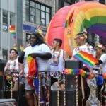 HMI Float at Pride Parade